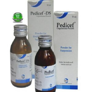Pedicef DS 50ml