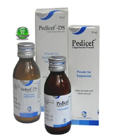 Pedicef DS 50ml