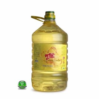 Pusti soyabean oil (পুস্টি সোয়াবিন তেল)