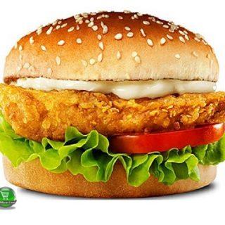 Chicken Burger 1pic