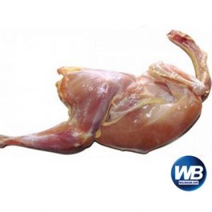Cock Chicken Skin Off (Net Weight ± 30 gm)