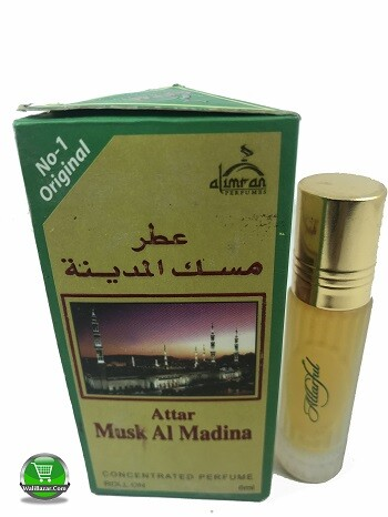 Musk Al Madinah - 6ml Attar