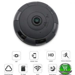 360° CC IP camera