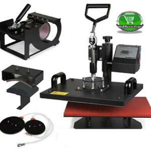 Digital Heat Press