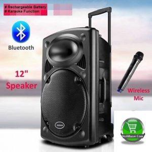 Karaoke Trolly Speaker