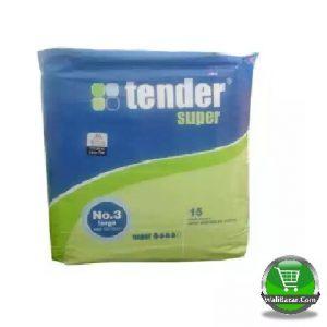 Tender Super Adult Diaper L Size