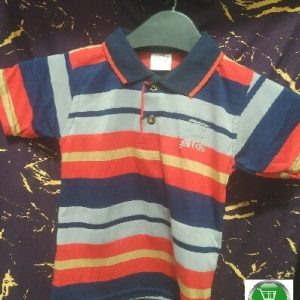 Rowble Round Multi Colour Baby T Shirt