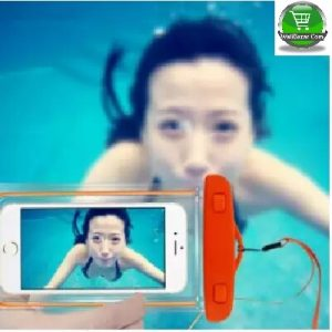 Waterproof Mobile Pouch Tour And Swiming Bag