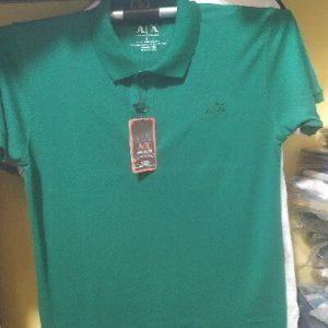 CasualLight green t-Shirt for Man