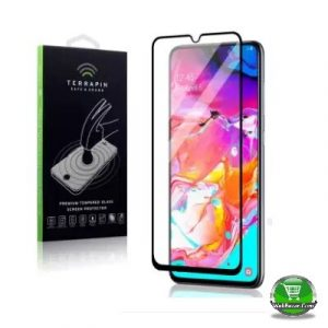 Samsung Galaxy A70 Tempered Glass Protector (HIGH QUALITY)