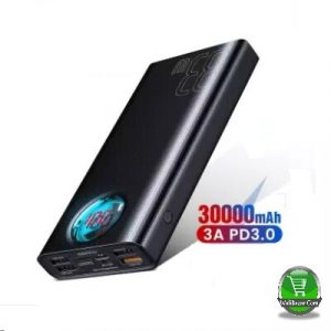 30000mAh USB Type C Fast Charging Powerbank