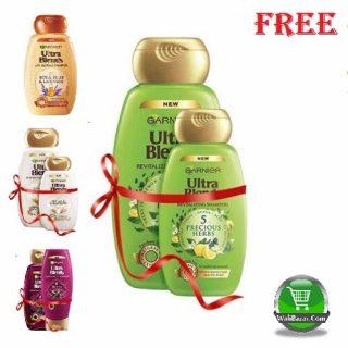 Garnier Buy 340 ml Ultra Blends Revitalizing Shampoo