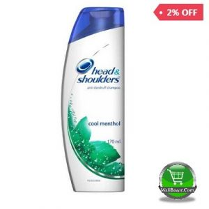 HEAD & SHOULDER ANTI DANDRUFF SHAMPOO COOL MENTHOL