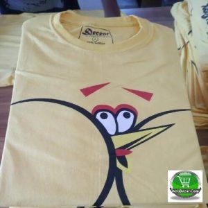 Stylish Angry Birds T-Shirt