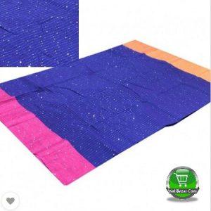 Purple Color Deshi Jamdani Saree