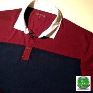 Export Quality Polo Multi ColourCotton T-Shirt