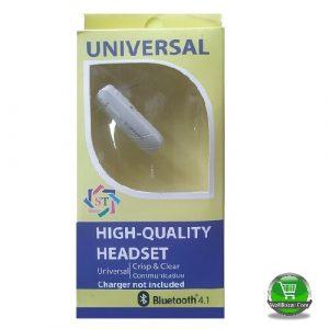 Universal high-quality Bluetooth headset