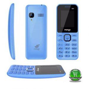 Light Blue Mango Mobile Phone