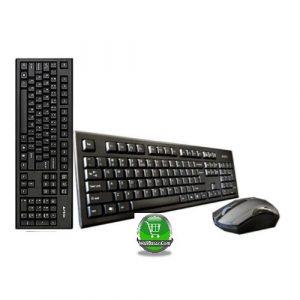 A4 Tech WB3000 Wireless Bangla Keyboard