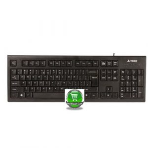 A4 Tech WB92 Comfort Wired Keyboard