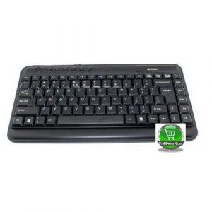 A4 Tech WBG-5 X-Slim USB Multimedia Bangla Keyboard