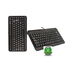 A4 Tech WBG 5 X-Slim Multimedia Keyboard