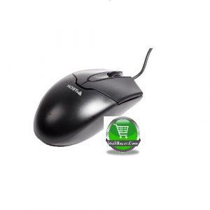 A4Tech WB-550NU USB Optical Mouse Black