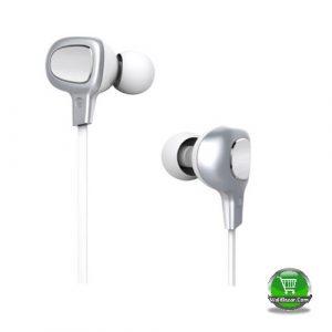 Baseus Silver Bluetooth Headphone