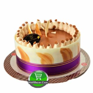 Caramel Vanilla Cake