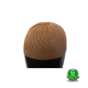 Cotton Tupi Dark Brown