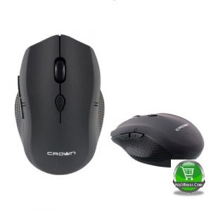 Crown Micro Wireless Mouse