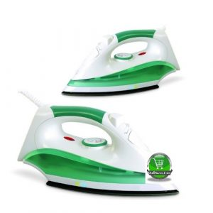 ECO Steam Iron Green