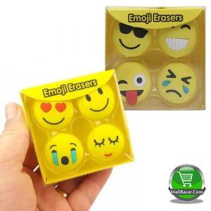Kids Emoji Erasers