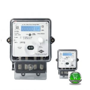 Single Phase Energy Meter 10/60A