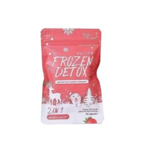 Frozen Detox Supplement