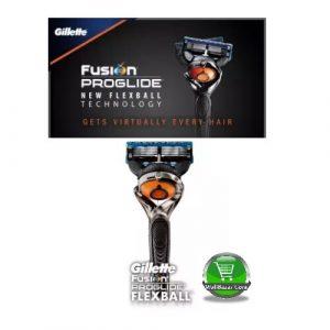 Gillette Fusion Pro Glide Razor