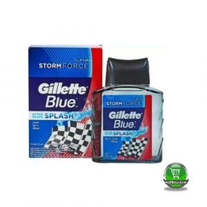 Gillette Blue Splash Aftershave