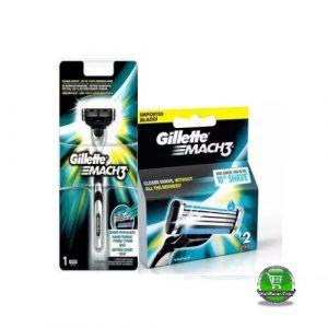 Gillette Refill Cartridges Razor