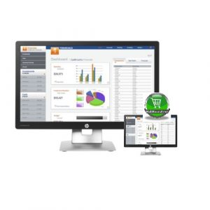 HP Elite WB232 LED 23 inches, Monitor