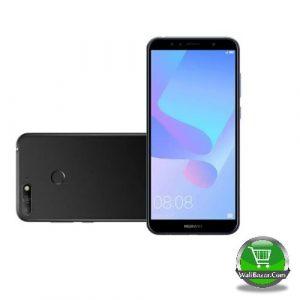 Huawei Y6 Prime Black Smartphone