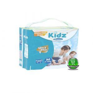 Kidz Diapers M 6-10kg