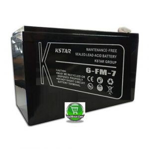 Kstar UPS Acid Battery 12 Volt
