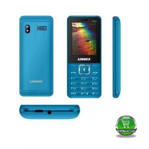 Dual Sim Light Blue Mobile Phone