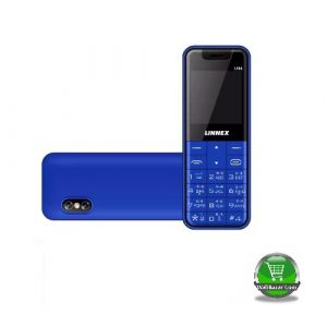 Blue Mini Bluetooth Card Phone