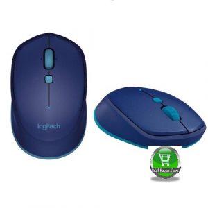 Logitech WB337 Blue Bluetooth Mouse