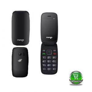 Black Folding Feature Mobile Phone