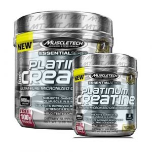 Platinum Creatine Powder