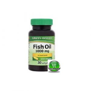 Nurtures Fish Oil
