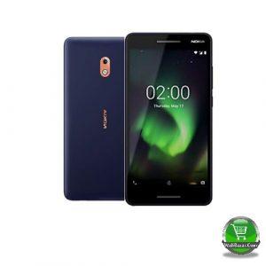 Nokia 2.1 Mobile Phone-1 GB RAM-8GB ROM-Front Camera 5 MP