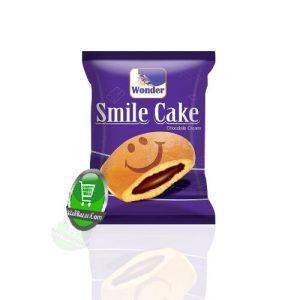 Smile Cake Chocolate Cream